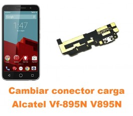 Cambiar conector carga Alcatel V895N
