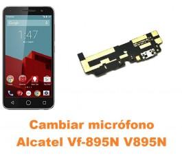 Cambiar micrófono Alcatel V895N
