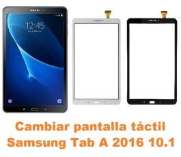 Cambiar pantalla táctil cristal Samsung Tab A 2016 10.1 T580 T585