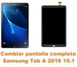 Cambiar pantalla completa Samsung Tab A 2016 10.1 T580 T585