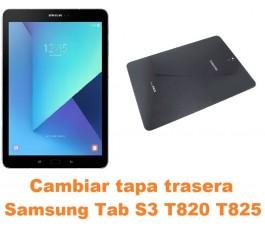 Cambiar tapa trasera Samsung Tab S3 T820 T825
