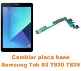 Cambiar placa base Samsung Tab S3 T820 T825