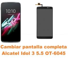 Cambiar pantalla completa Alcatel OT-6045 Idol 3 5.5