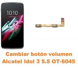 Cambiar botón volumen Alcatel OT-6045 Idol 3 5.5