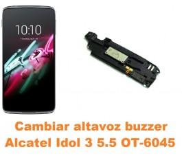Cambiar altavoz buzzer Alcatel OT-6045 Idol 3 5.5