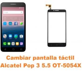 Cambiar pantalla táctil cristal Alcatel OT-5054X Pop 3 5.5
