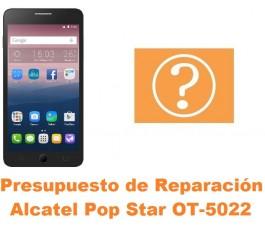 Presupuesto de reparación Alcatel OT-5022 Pop Star