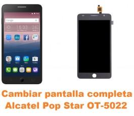 Cambiar pantalla completa Alcatel OT-5022 Pop Star