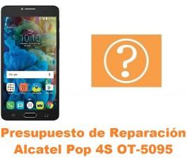 Presupuesto de reparación Alcatel OT-5095 Pop 4S