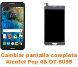 Cambiar pantalla completa Alcatel OT-5095 Pop 4S
