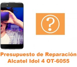 Presupuesto de reparación Alcatel OT-6055 Idol 4