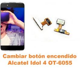 Cambiar botón encendido Alcatel OT-6055 Idol 4