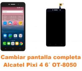 Cambiar pantalla completa Alcatel OT-8050D Pixi 4