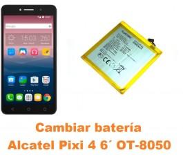 Cambiar batería Alcatel OT-8050D Pixi 4