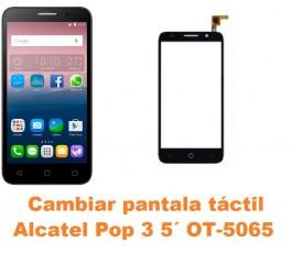 Cambiar pantalla táctil cristal Alcatel OT-5065 Pop 3 5´