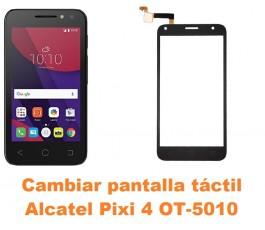 Cambiar pantalla táctil cristal Alcatel OT-5010 Pixi 4