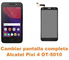Cambiar pantalla completa Alcatel OT-5010 Pixi 4