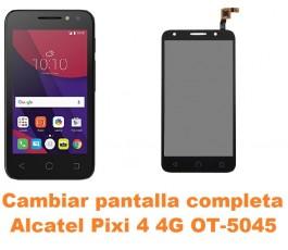 Cambiar pantalla completa Alcatel OT-5045 Pixi 4 4G