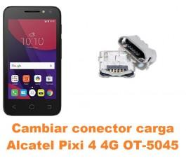 Cambiar conector carga Alcatel OT-5045 Pixi 4 4G