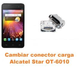 Cambiar conector carga Alcatel OT-6010 Star