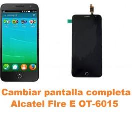 Cambiar pantalla completa Alcatel OT-6015 Fire E
