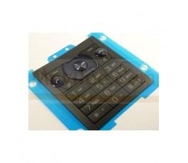 Teclado Negro Original para Sony Ericsson Aino u10i - Imagen 1