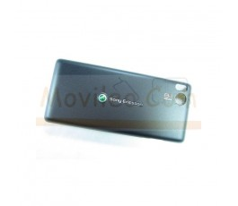 Tapa Trasera Negra Original para Sony Ericsson Aino u10i - Imagen 1