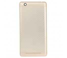 Tapa trasera para Xiaomi Redmi 3 dorado