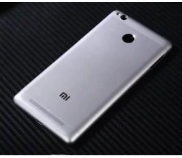 Tapa trasera para Xiaomi Redmi 3S gris