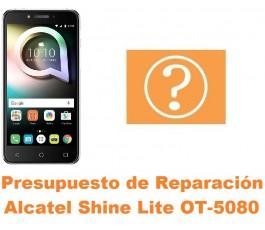 Presupuesto de reparación Alcatel OT-5080 Shine Lite