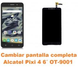 Cambiar pantalla completa Alcatel OT-9001 Pixi 4 6´