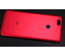 Carcasa para Xiaomi Mi A1 MiA1 rojo