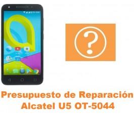 Presupuesto de reparación Alcatel OT-5044 U5