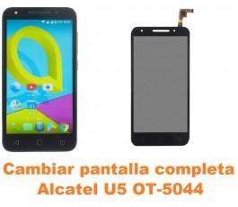 Cambiar pantalla completa Alcatel OT-5044 U5
