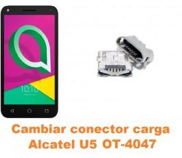 Cambiar conector carga Alcatel OT-4047 U5