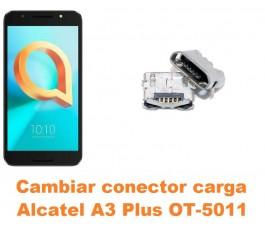 Cambiar conector carga Alcatel OT-5011 A3 Plus