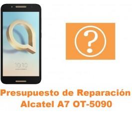 Presupuesto de reparación Alcatel OT-5090 A7