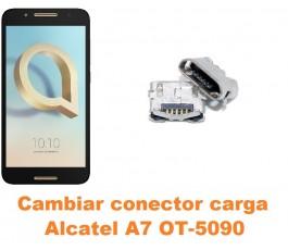 Cambiar conector carga Alcatel OT-5090 A7