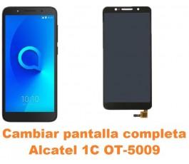 Cambiar pantalla completa Alcatel OT-5009 1C