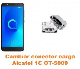 Cambiar conector carga Alcatel OT-5009 1C