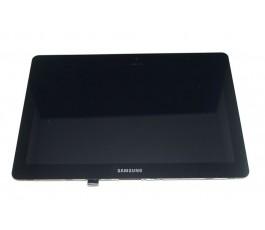 Pantalla completa con marco para Samsung Tab 2 P5100 P5110 P5113 negra original