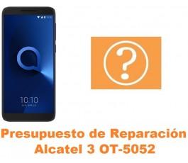 Presupuesto de reparación Alcatel OT-5052 3