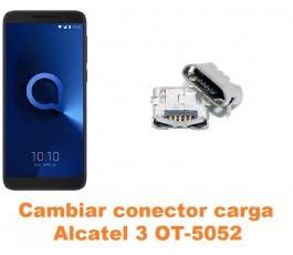 Cambiar conector carga Alcatel OT-5052 3