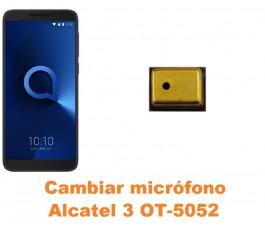 Cambiar micrófono Alcatel OT-5052 3