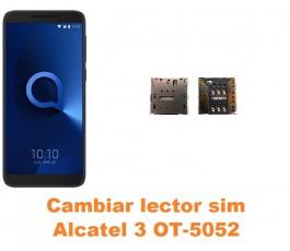 Cambiar lector sim Alcatel OT-5052 3