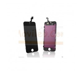Pantalla completa negra para iPhone 5C