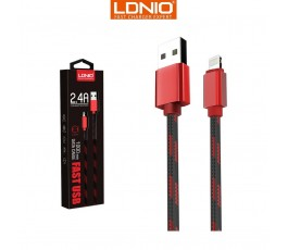 Cable Lightning LDNIO LS23 para iPhone