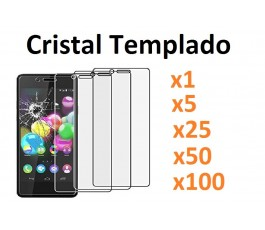 Protector cristal templado 0.26mm para iPhone 6 6S