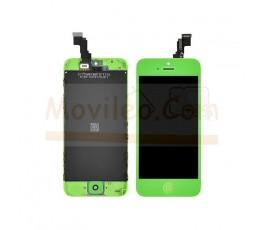 Pantalla completa verde para iPhone 5C - Imagen 1
