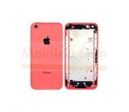 Carcasa Rosa Chasis iPhone 5C - Imagen 1